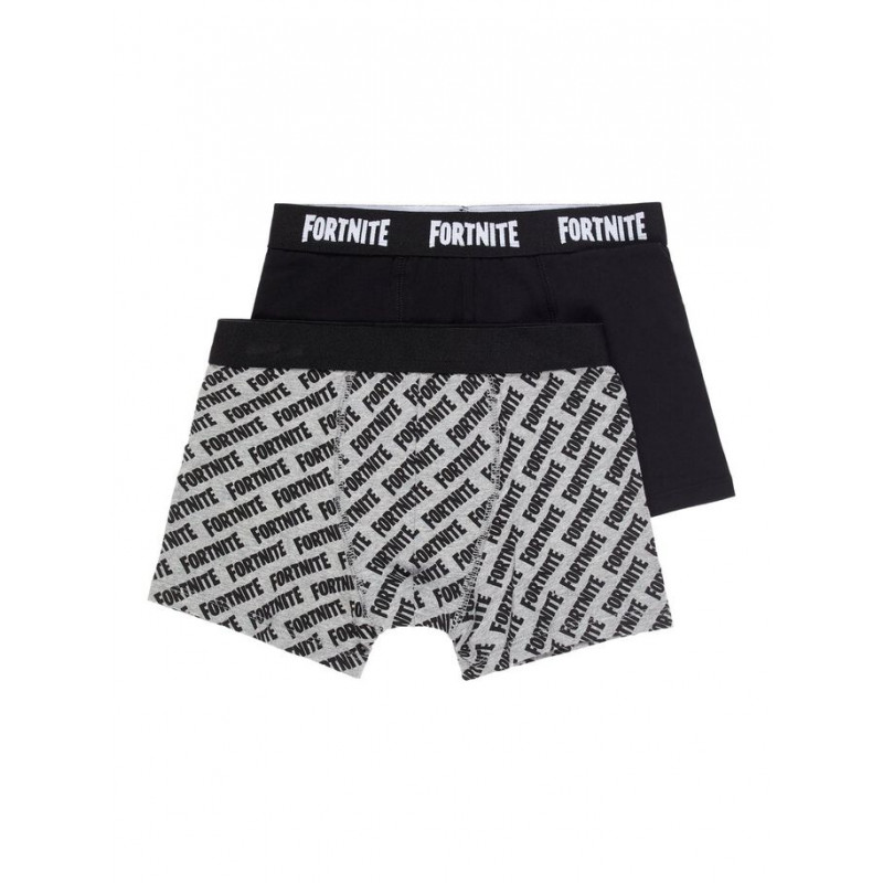 Set de doi boxeri, gri și negru  209498