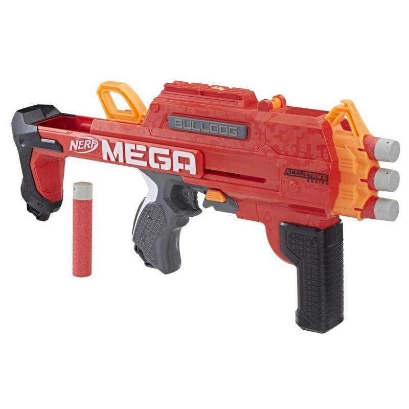 Bulldog blaster cu 6 proiectile  209992