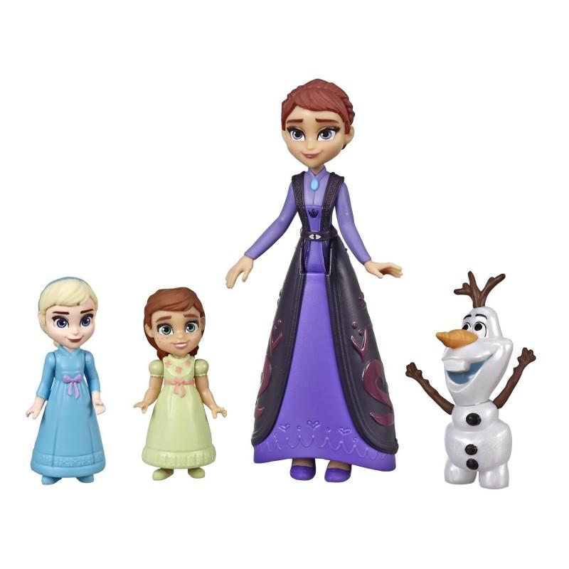 Set de figurine Frozen Kingdom 2,8 cm  210016