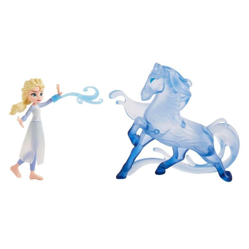 Set de figurine Elsa și Knock, 8 cm  210019