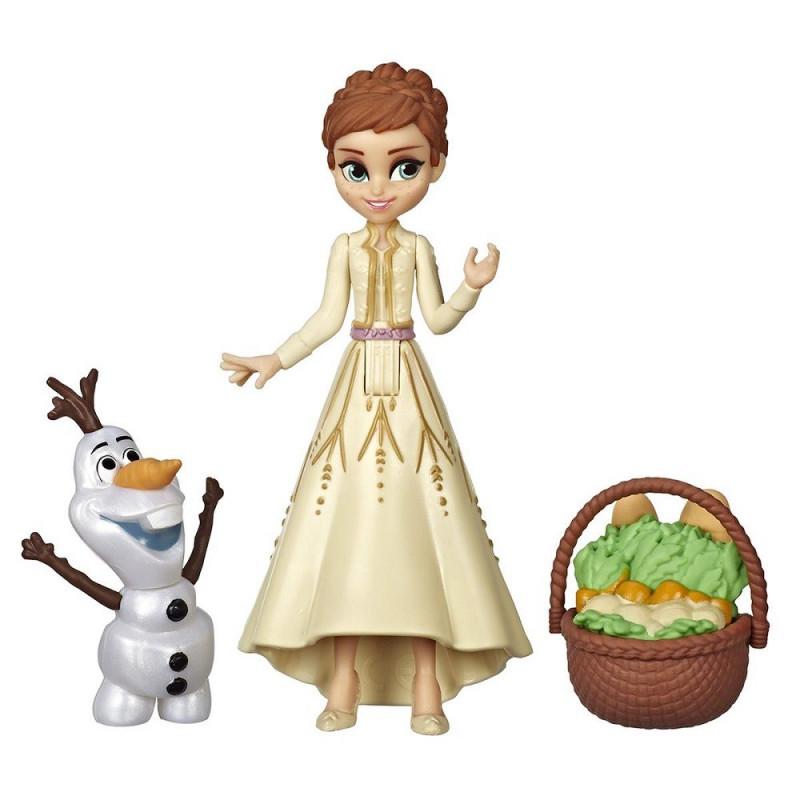 Set de figurine Anna și Olaf, 8 cm  210084