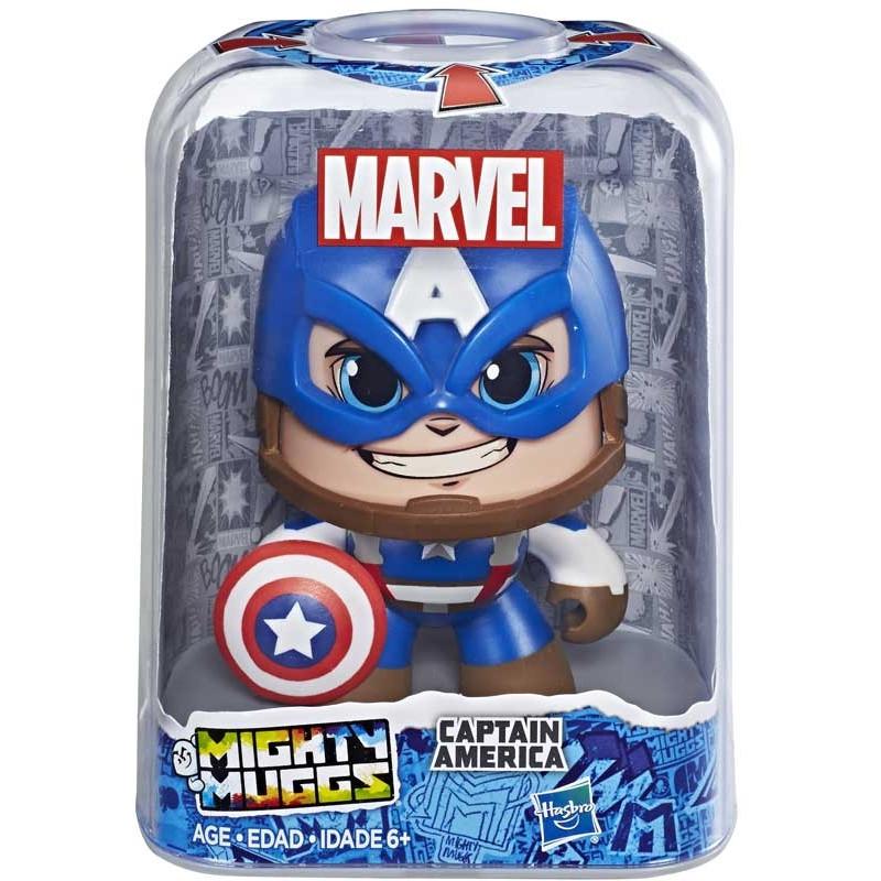 Minifigurina Captain America, 9cm  210200