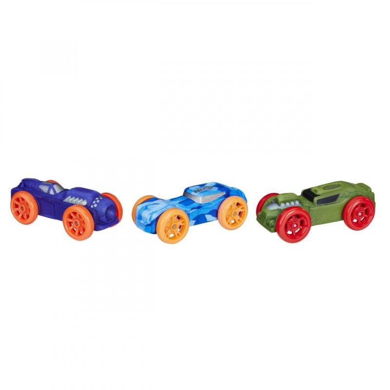 Set de vehicule de lansare Nitro 3 buc.  210296