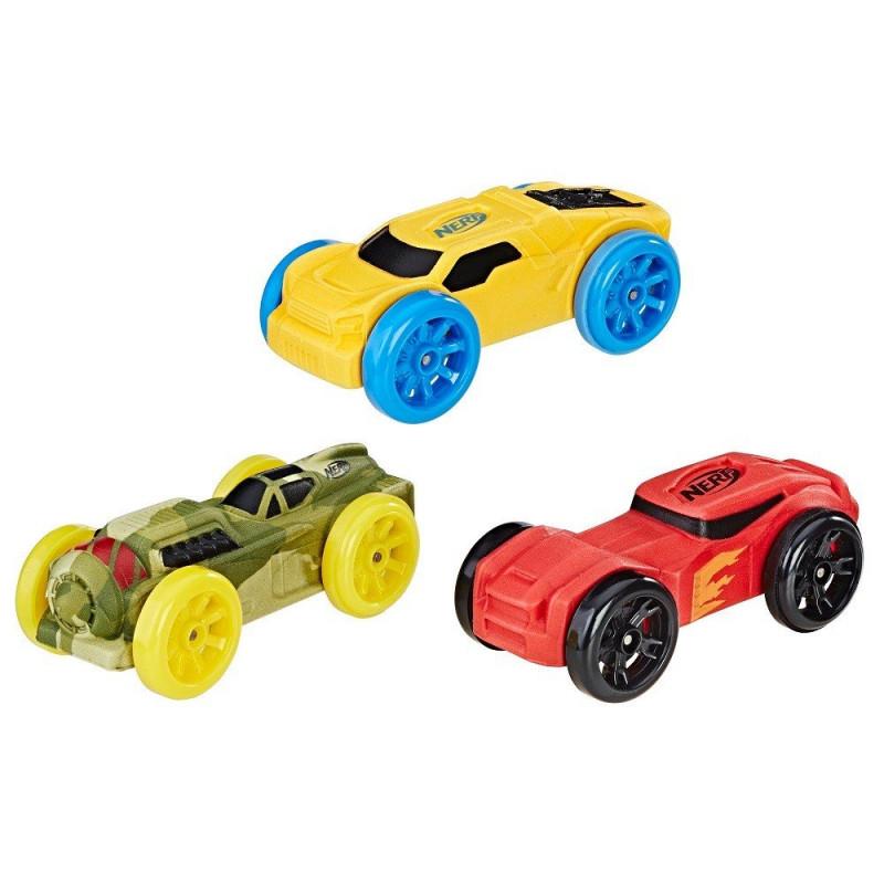 Set de vehicule de lansare Nitro, seria 5 3 buc.  210298