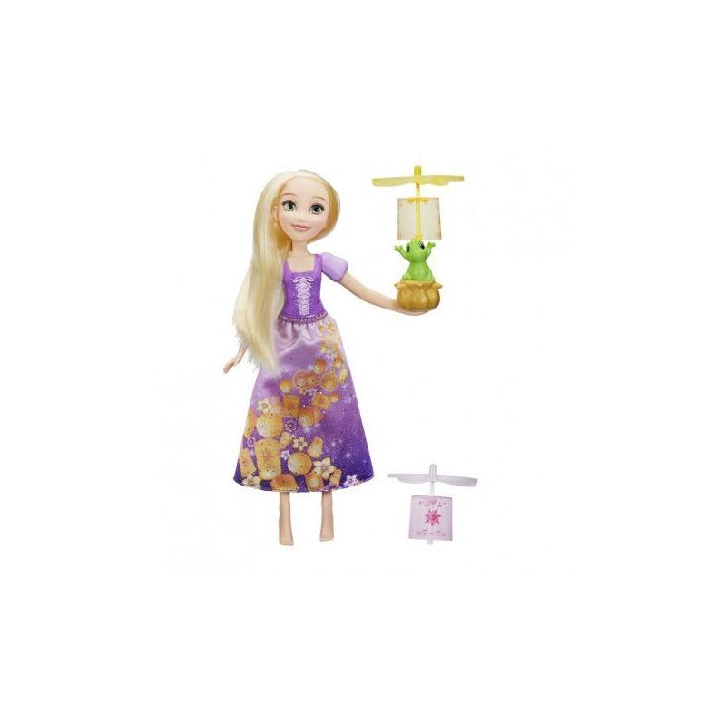 Păpușă Rapunzel și felinare magice  210490