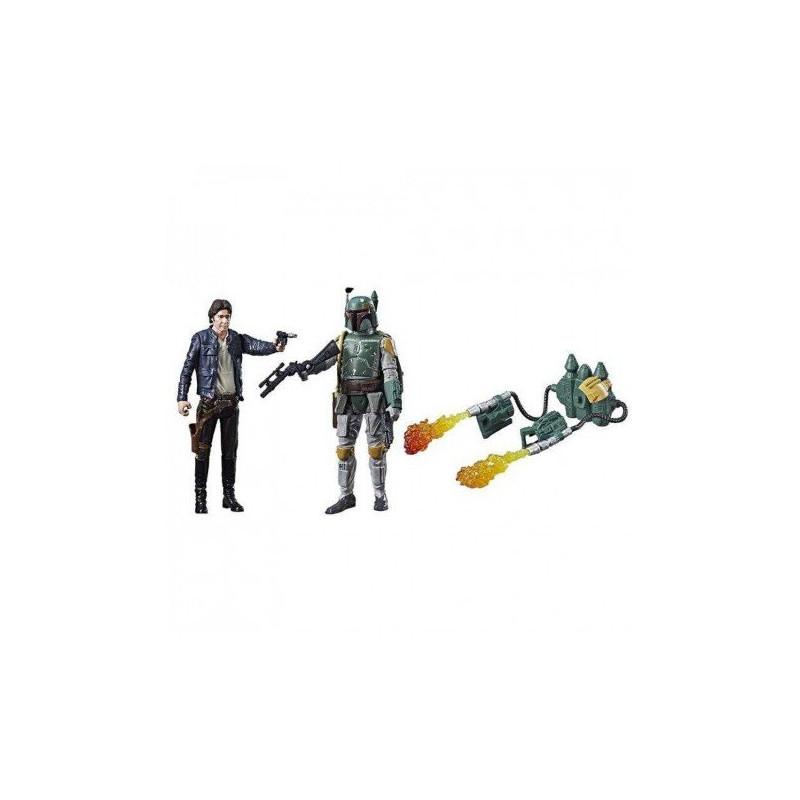 Set de figurine de Han Solo și Bob, 9 cm  210621