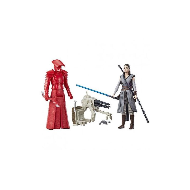Set de figurine Rey și Elite, 9 cm  210623