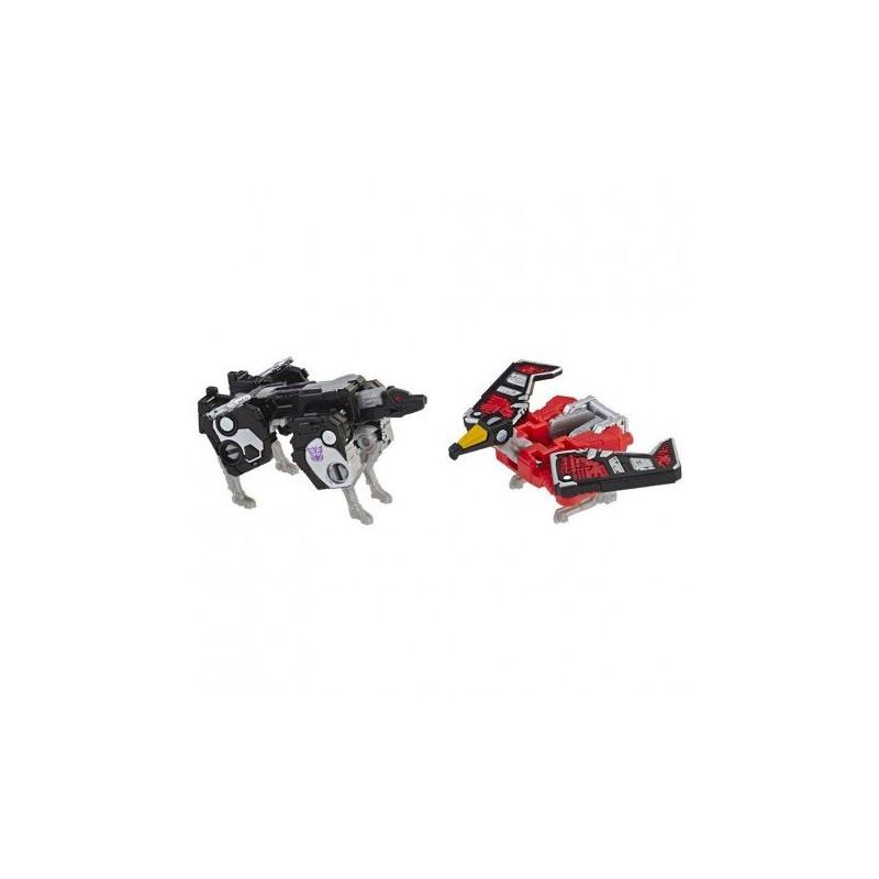 Figurina Transformers - Laserbeak & Ravage  210685