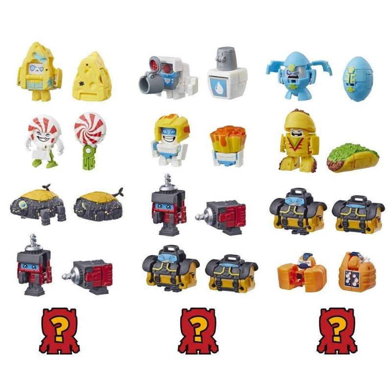 Set Transformers Shed Heads cu surpriză  210706