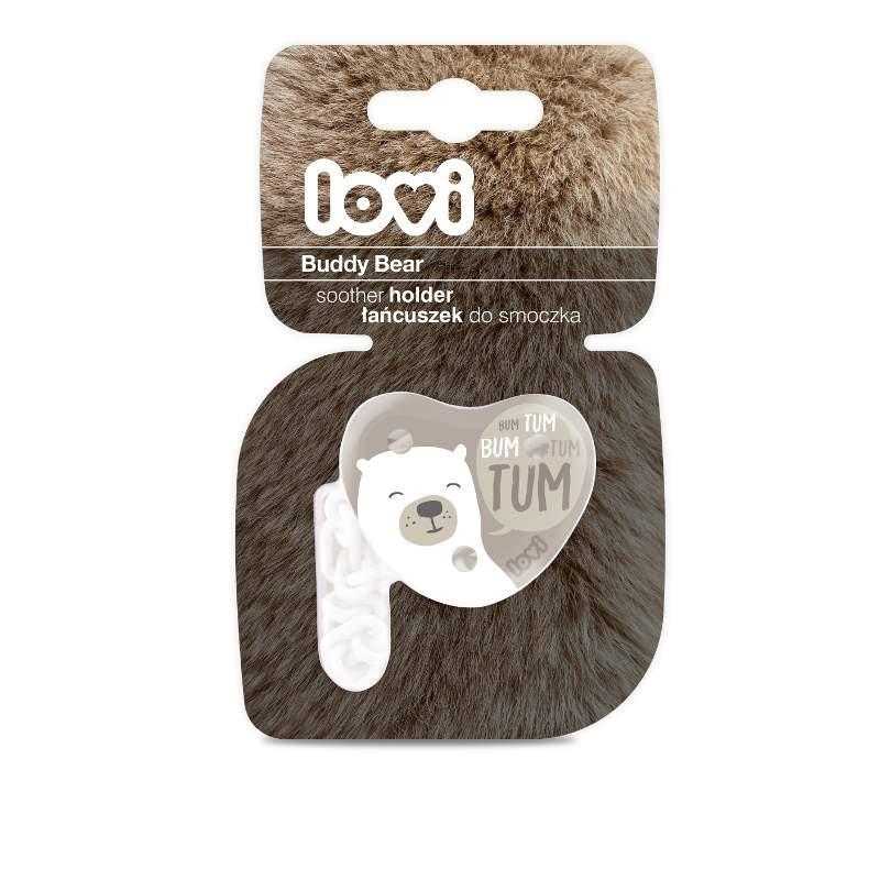 Clip suzeta Buddy Bear  210950