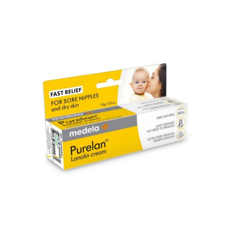 Cremă pentru mamelon Purelan, 37 g  210998