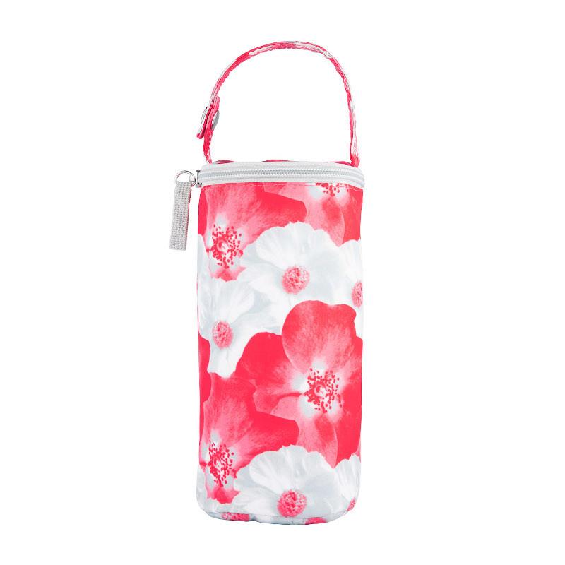 Husă termică pentru sticlă, Flori 1,7 l.  211101