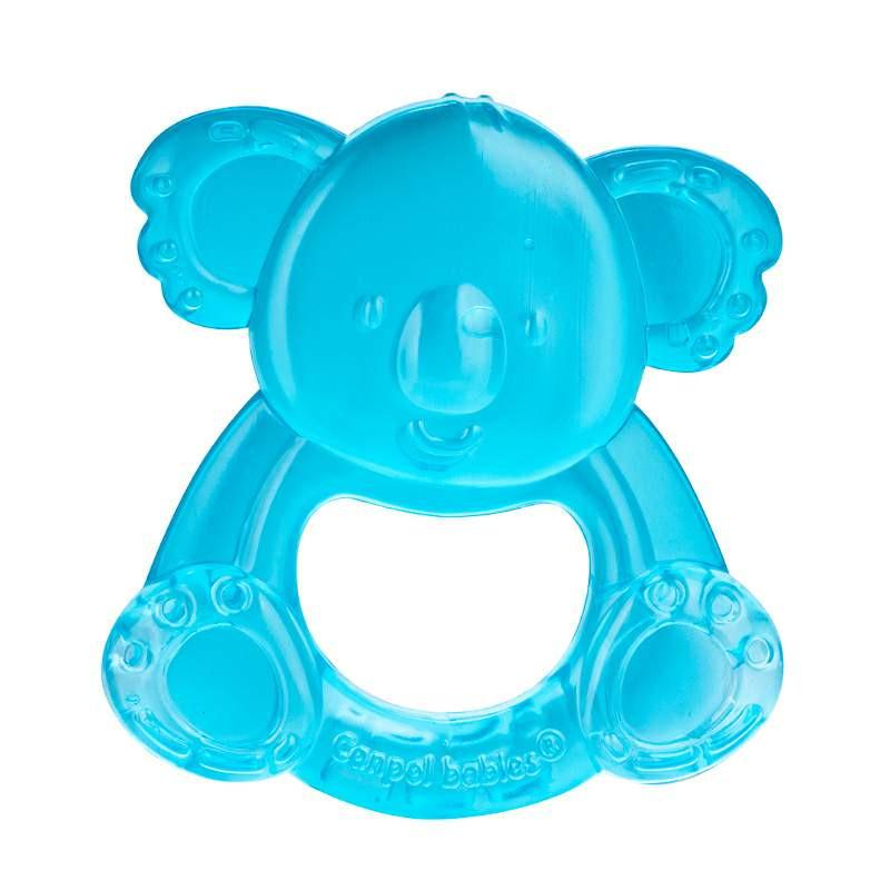 Jucărie de dentiție cu apă, Koala, albastră  211141