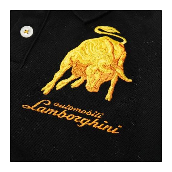 Tricou polo Lamborghini pentru copii Lamborghini 21191 3