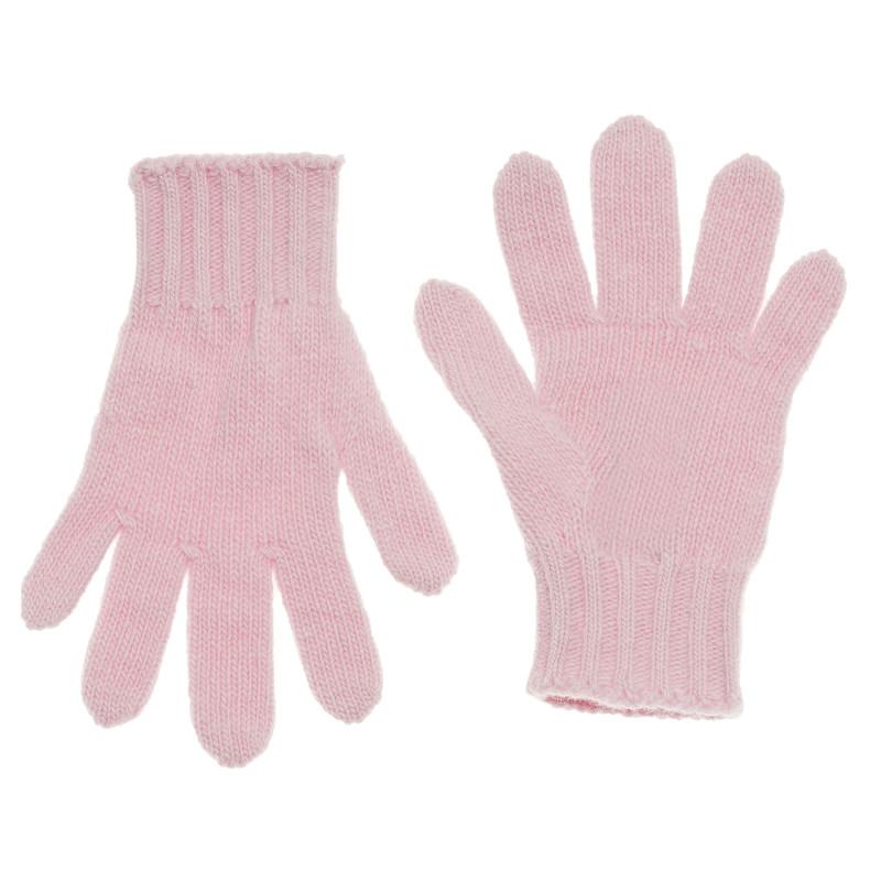Mănuși de iarnă, roz deschis  214373