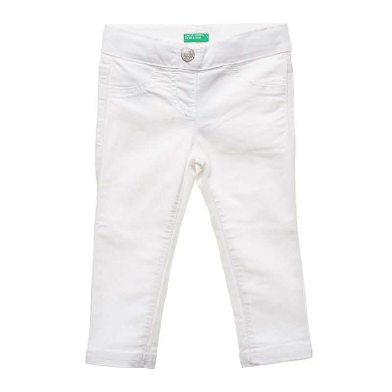 Pantaloni de culoare albă  216031