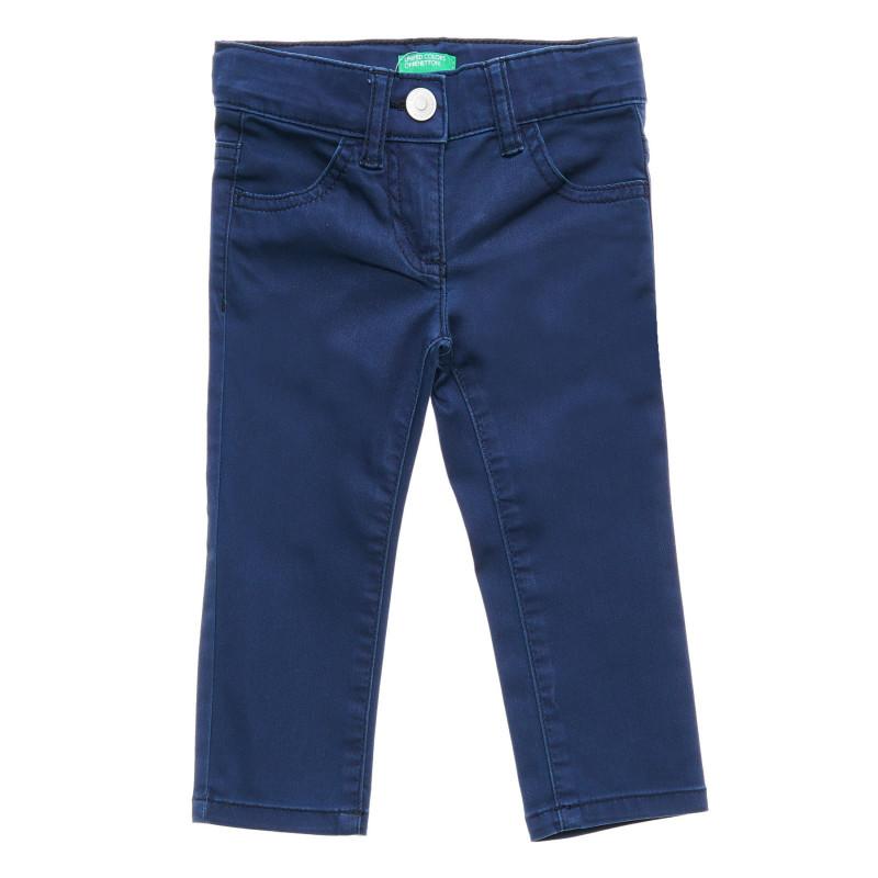 Pantaloni, în albastru  216988