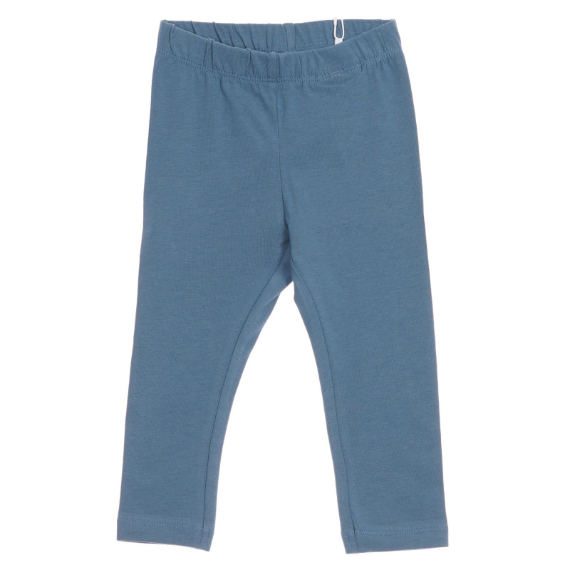 Pantaloni din bumbac organic, pe roz  219575