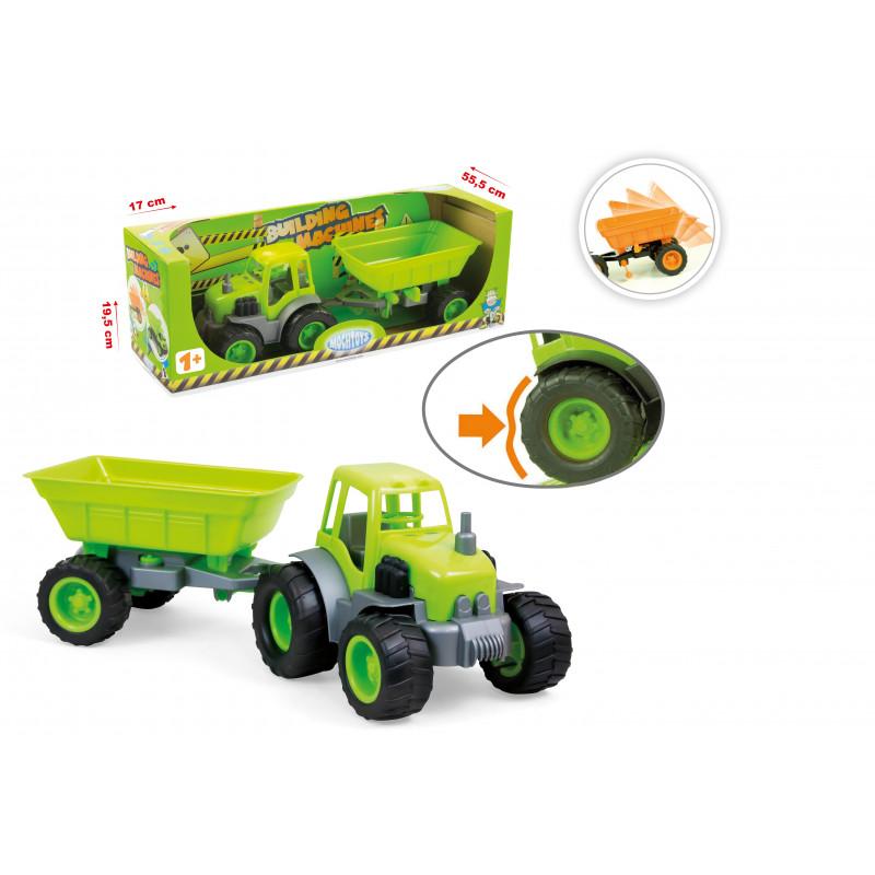 Tractor cu remorcă  2295