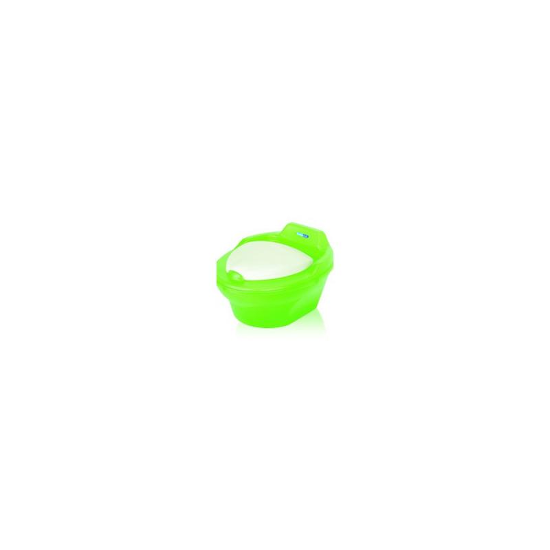 Oliță pentru copii cu recipient detașabil în verde  22988