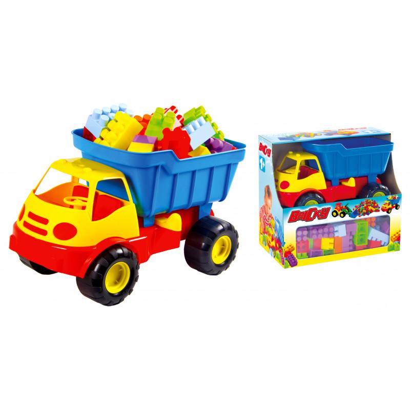 Piese de construit în camion cu remorcă 25  2308