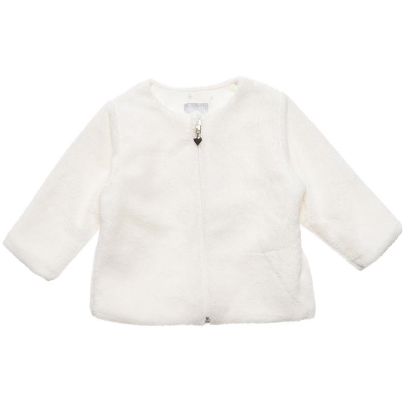 Bluză de pluș cu mâneci lungi pentru fete  231976