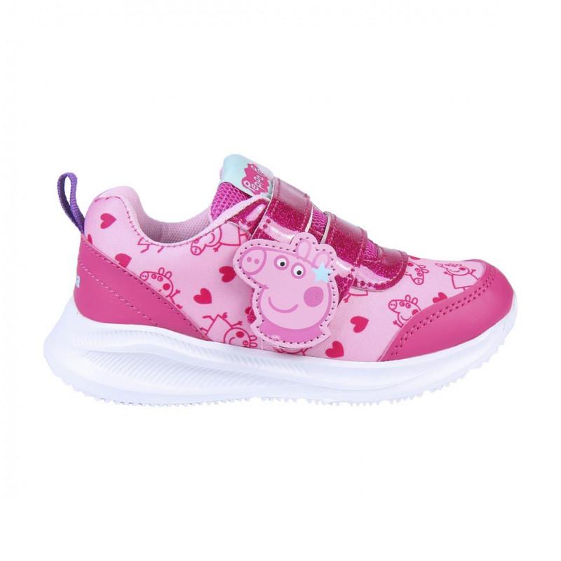 Adidași Peppa Pig, roz  233063