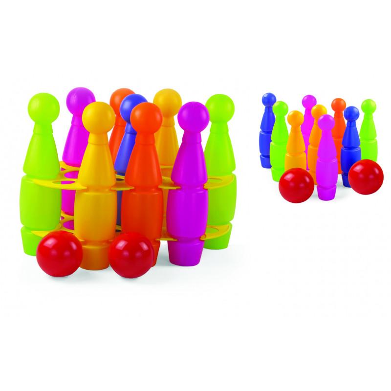 Set mic de bowling pentru copii  2338