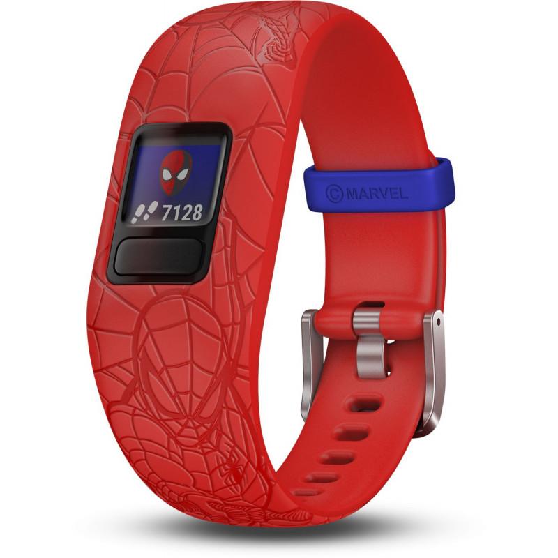 Brățară de fitness - Tracker activat, roșu  2387
