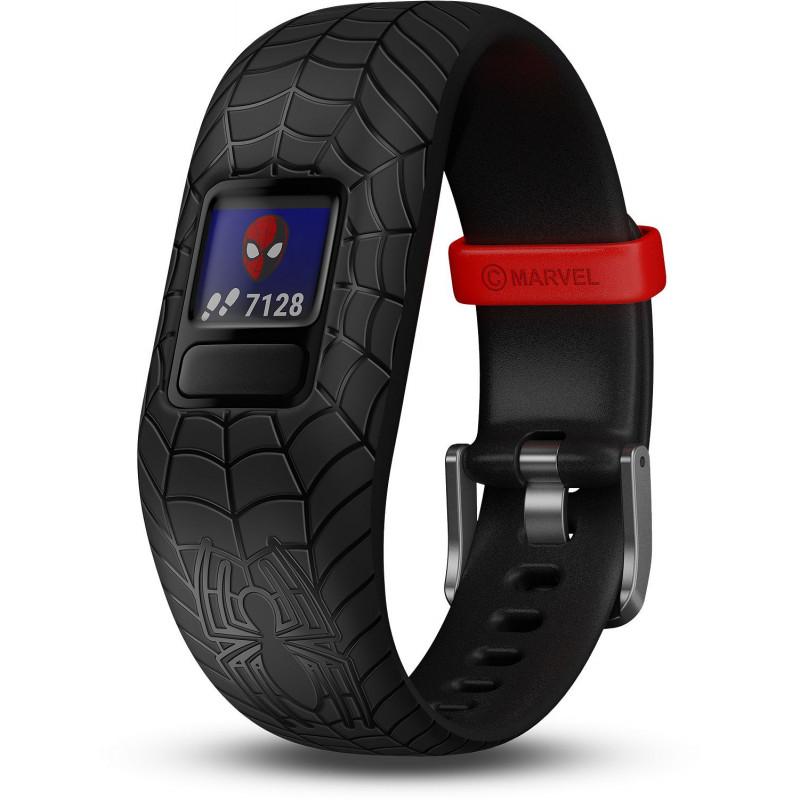 Brățară fitness - Tracker activat, negru  2389