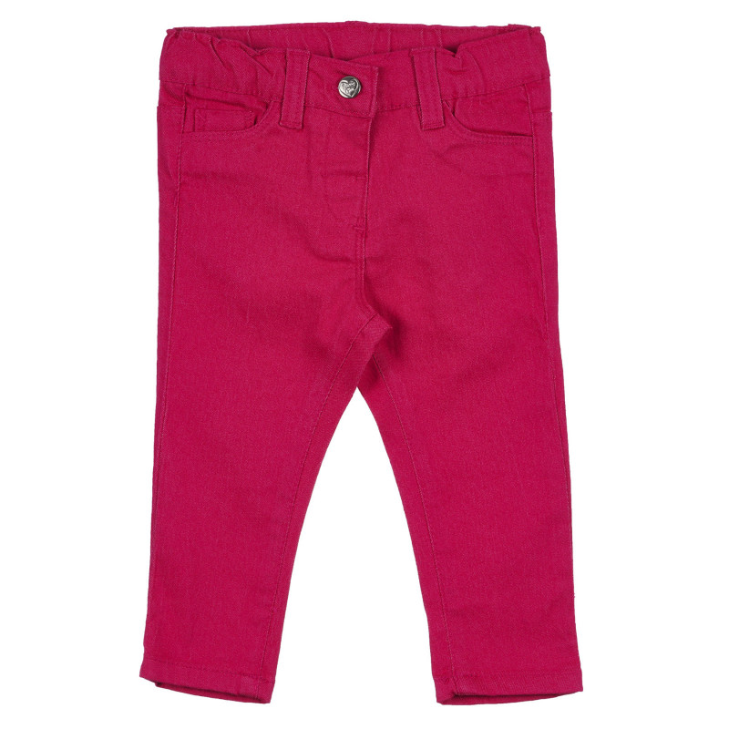 Blugi pentru bebeluși, roz  239302