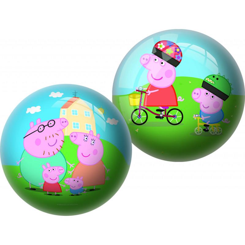 Minge Peppa Pig, dimensiune 23 cm, multicoloră  240795