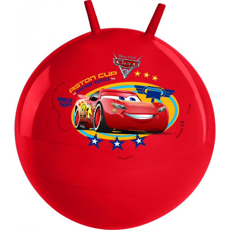 Minge pentru sărituri Cars, 45 x 50 cm, roșu  240799