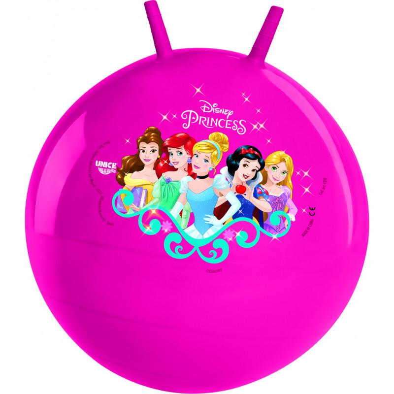 Minge pentru sărituri Disney Princess, 45 x 50 cm, roz  240800