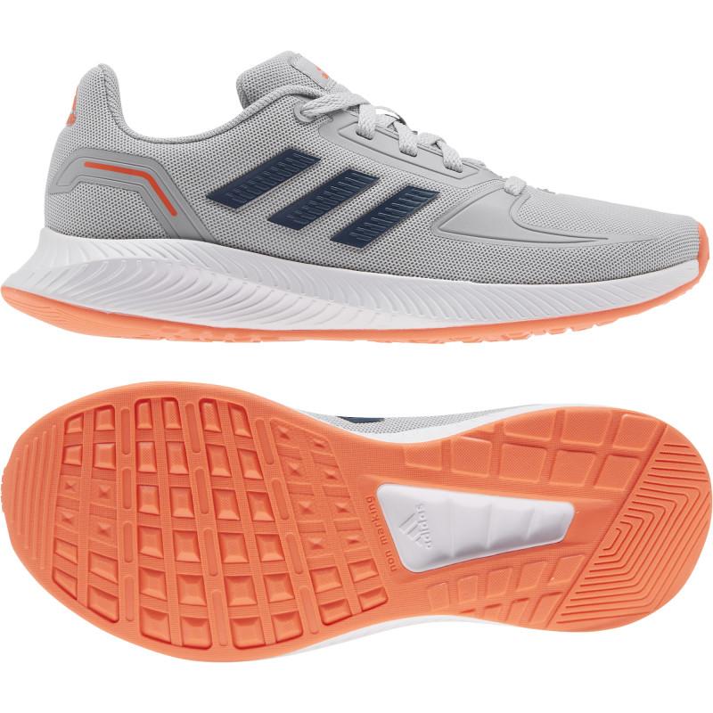 Teniși Adidas RUNFALCON 2.0 K, gri  240866