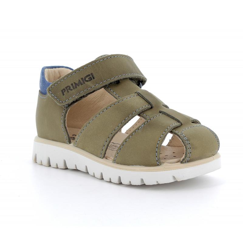 Sandale din piele, maro  242426