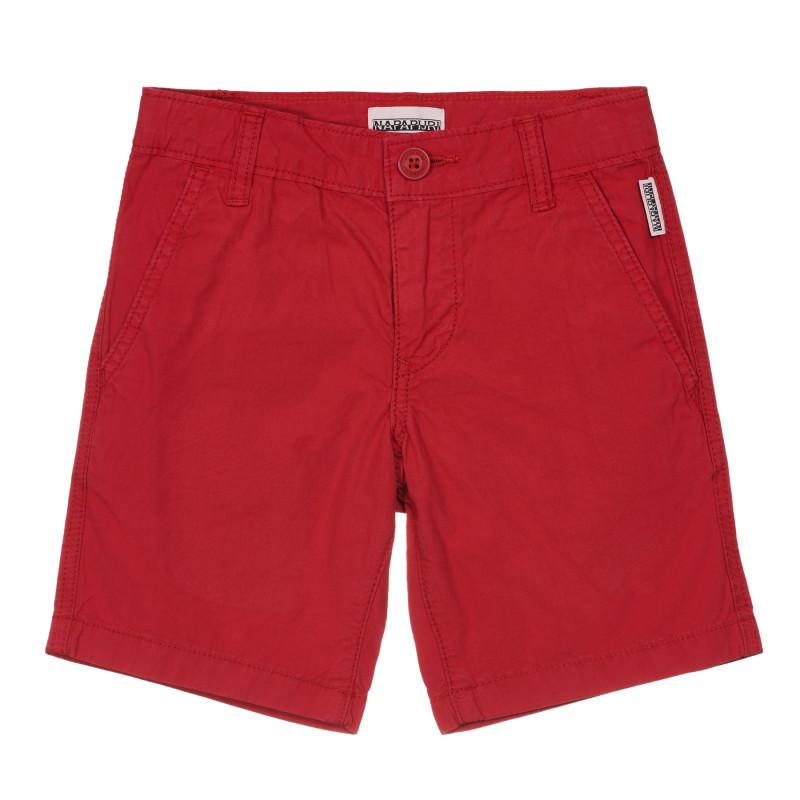 Pantaloni scurți, roșii  243664