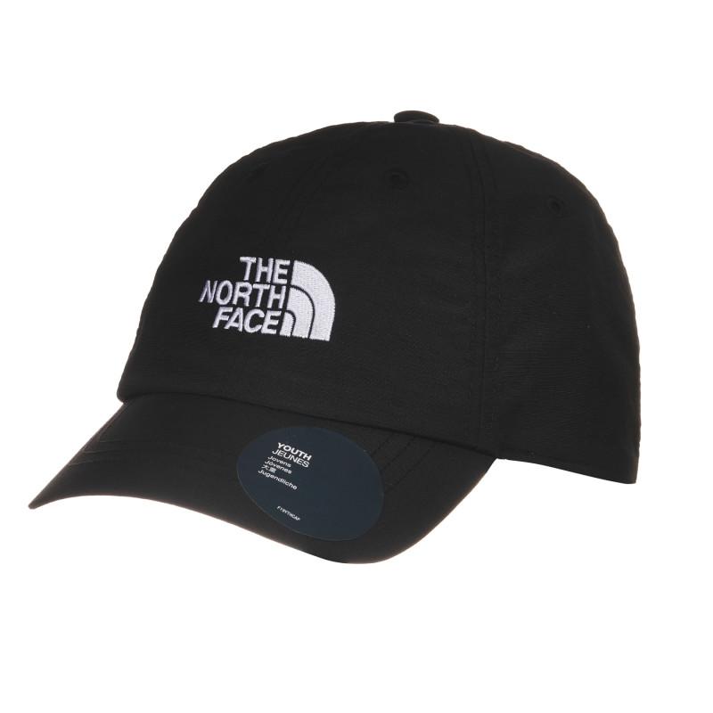 Pălărie pentru copii cu sigla mărcii, neagră  244173