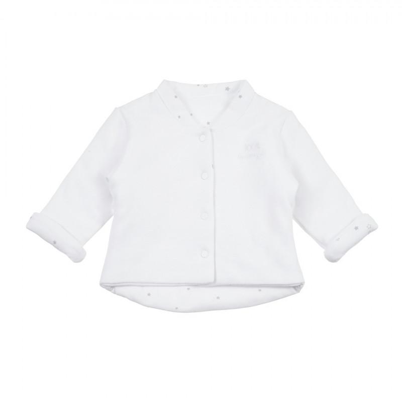 Bluză pentru bebeluși din bumbac dublu  246759