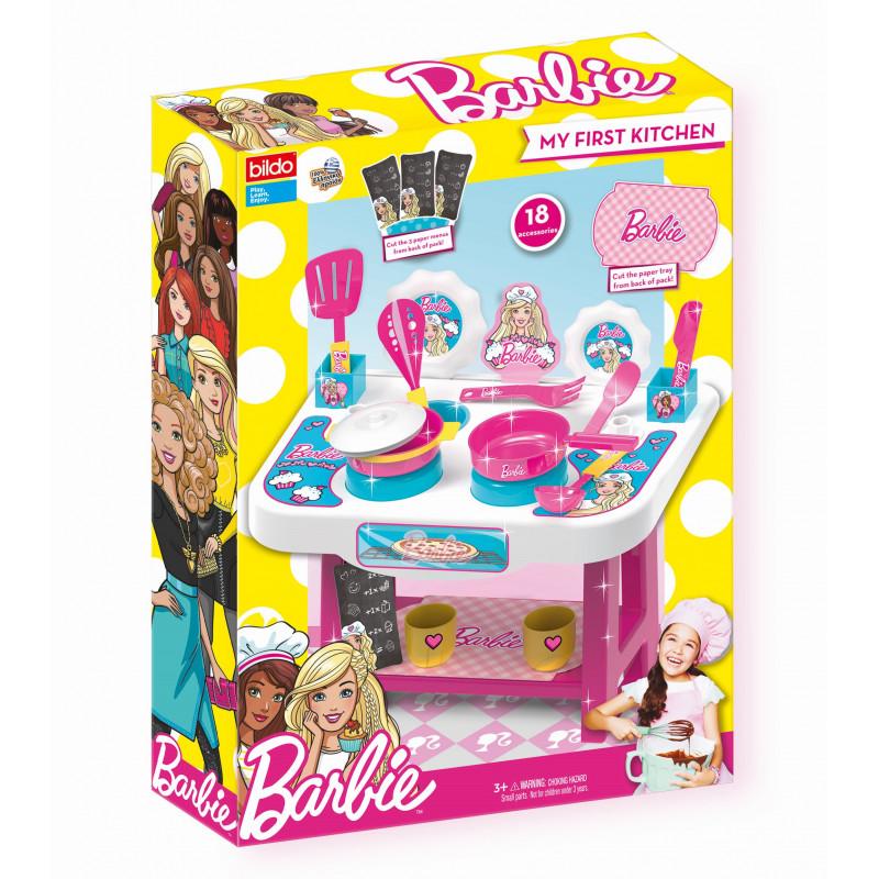 Set pentru copii - Bucătărie Barbie  25498