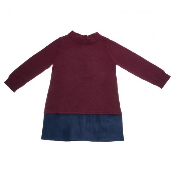 Rochie de copii tricotată Benetton 25975