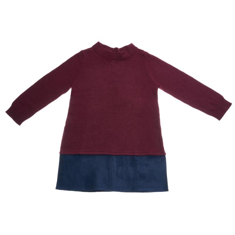 Rochie de copii tricotată  25975