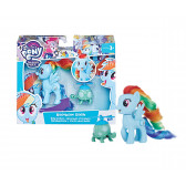 Mini Figurină - Ponei simpatic My little pony 2637 2