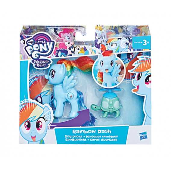 Mini Figurină - Ponei simpatic My little pony 2638