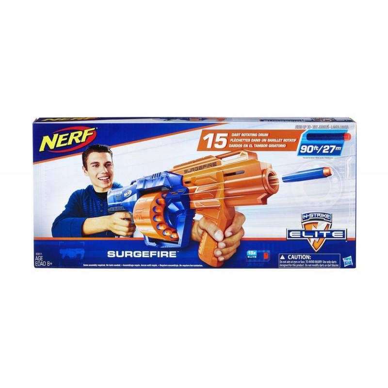 Armă de jucărie Shell Blaster Surgefire Elite 15  2682