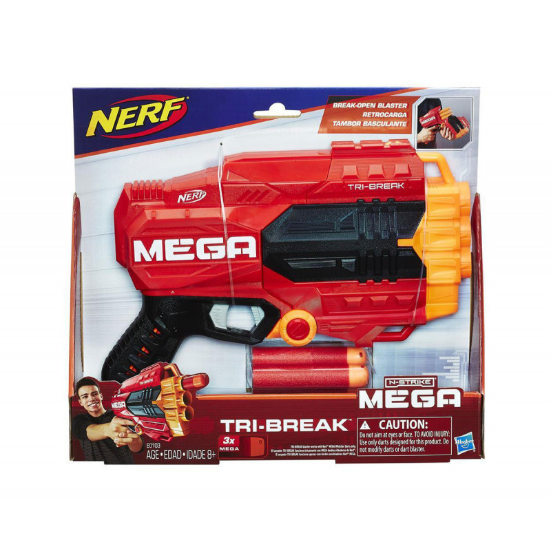Blaster Mega Tri-Break  2693