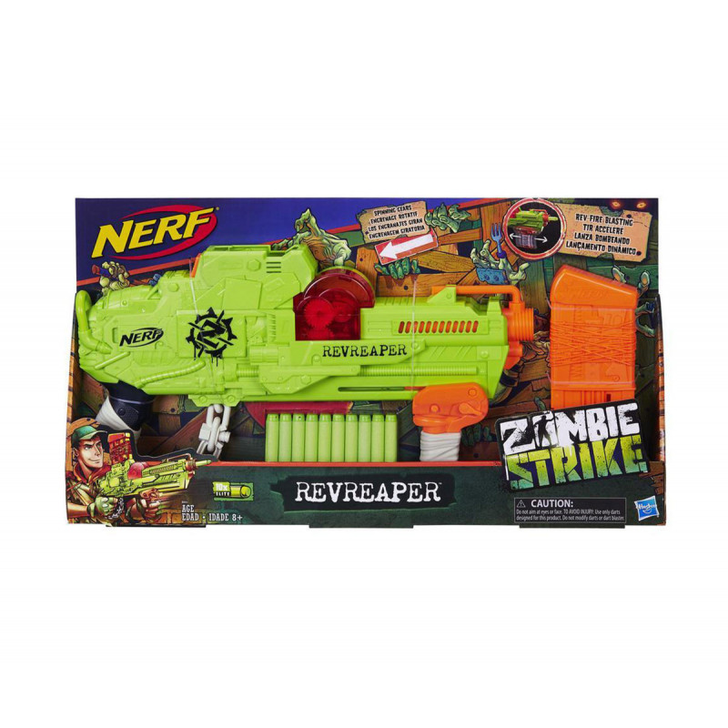 Blaster Zombie Revreaper  2698