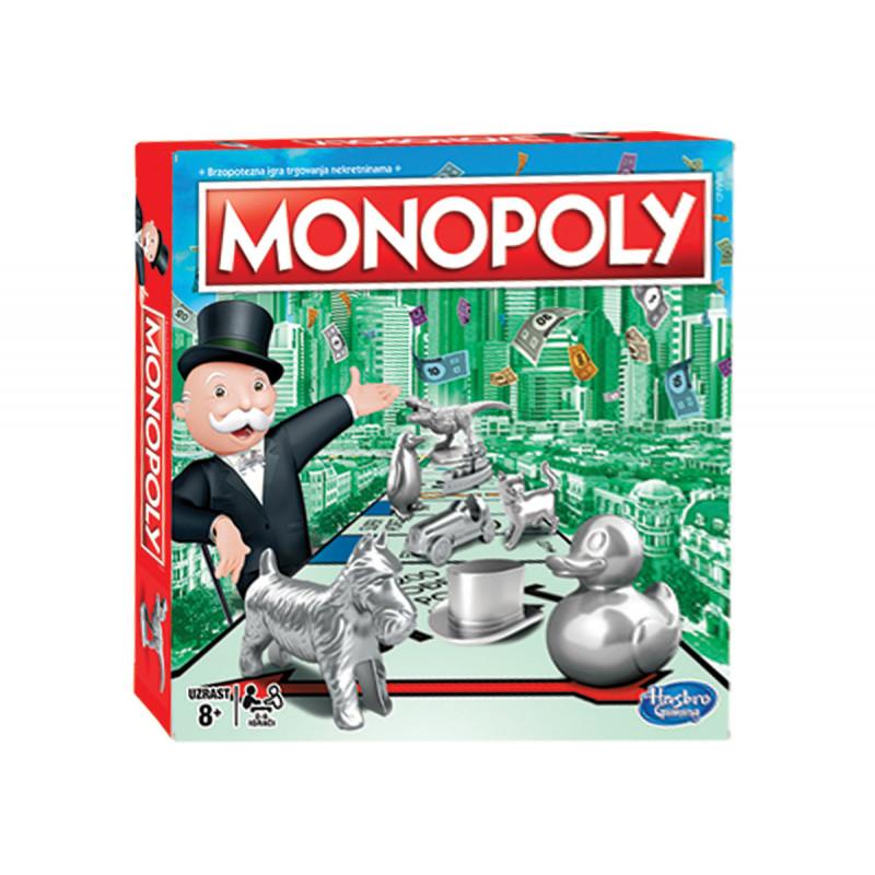 Joc de monopoly, clasic  2712