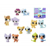 Animale mici - set de Figurine Littlest Pet Shop 2716 1