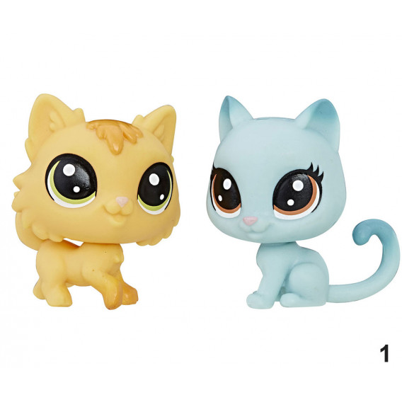 Animale mici - set de Figurine Littlest Pet Shop 2718 3